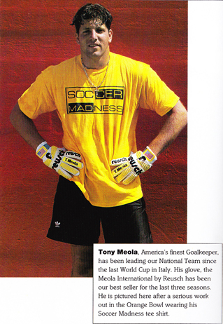 Tony Meola - Soccer Madness